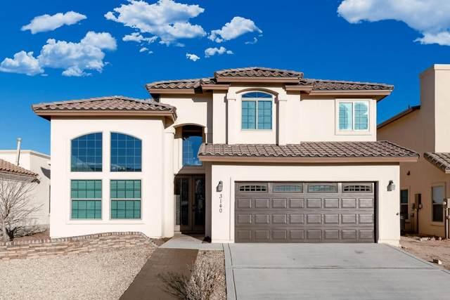 3140 Sunny Prairie Drive, El Paso, TX 79938 (MLS #841838) :: Mario Ayala Real Estate Group