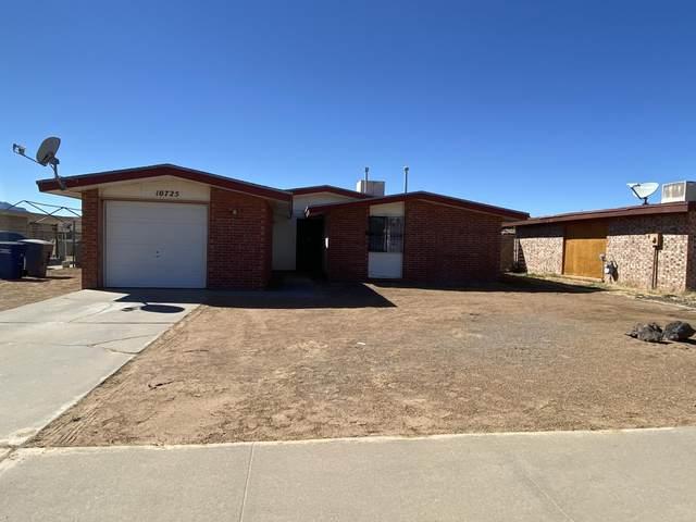 10725 Jadestone Street, El Paso, TX 79924 (MLS #841844) :: Jackie Stevens Real Estate Group brokered by eXp Realty