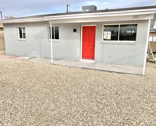 202 Coronado Road, El Paso, TX 79915 (MLS #841848) :: Jackie Stevens Real Estate Group brokered by eXp Realty