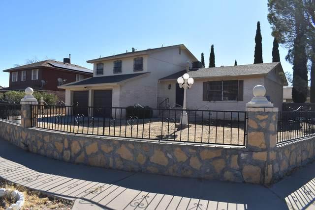 2200 Sea Side Drive, El Paso, TX 79936 (MLS #841859) :: Jackie Stevens Real Estate Group brokered by eXp Realty