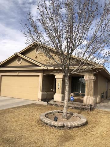 512 Villas Del Valle Drive, Socorro, TX 79927 (MLS #841870) :: The Purple House Real Estate Group