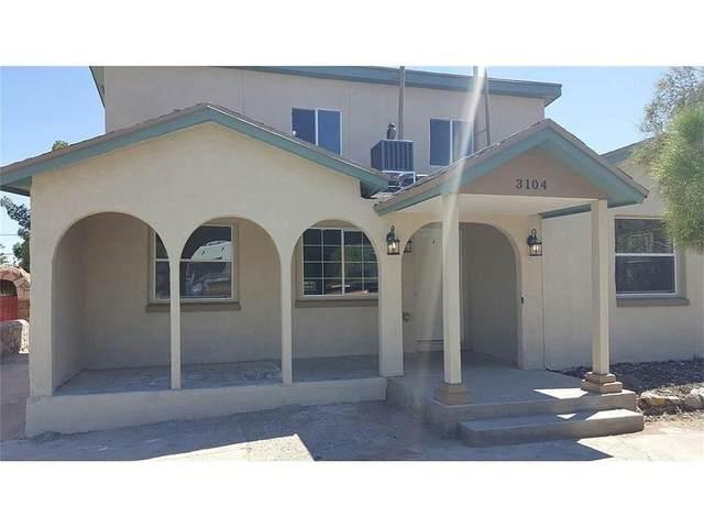 3104 Idalia Avenue A-C, El Paso, TX 79930 (MLS #841872) :: Summus Realty