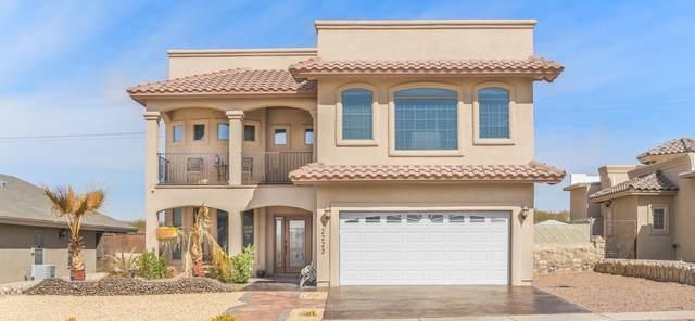 12223 Stansbury Drive, El Paso, TX 79928 (MLS #841879) :: Summus Realty