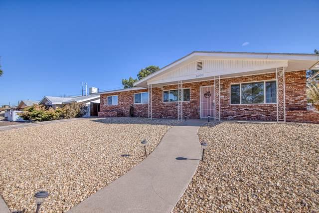 6025 Palo Alto Avenue, El Paso, TX 79912 (MLS #841882) :: Mario Ayala Real Estate Group