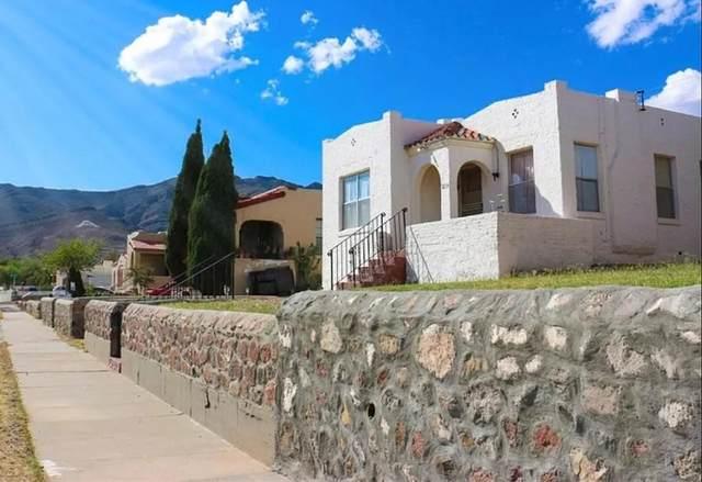 3211 Savannah Avenue, El Paso, TX 79930 (MLS #841893) :: Mario Ayala Real Estate Group