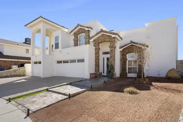 12054 Timothy Drew Way, El Paso, TX 79936 (MLS #841895) :: Mario Ayala Real Estate Group