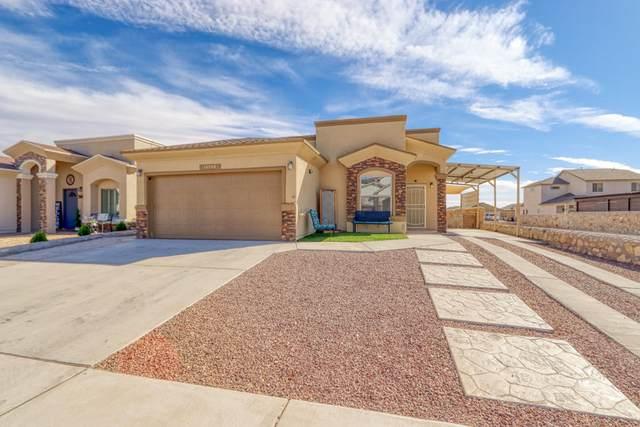 14940 Brandon Wolfram Court, El Paso, TX 79938 (MLS #841896) :: Jackie Stevens Real Estate Group brokered by eXp Realty