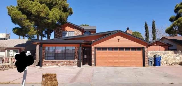 11433 Lake Nemi Drive, El Paso, TX 79936 (MLS #841908) :: Mario Ayala Real Estate Group