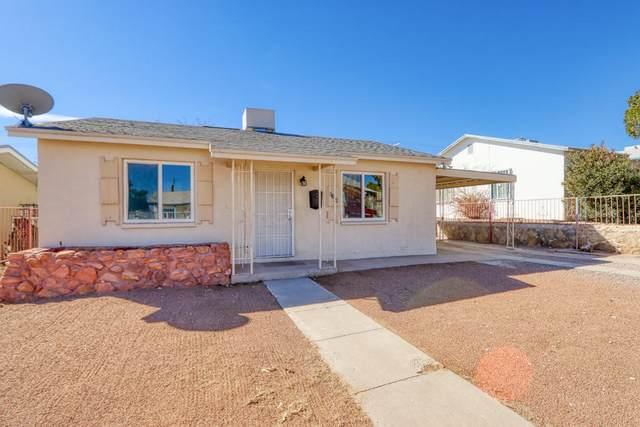 3224 Frankfort Avenue, El Paso, TX 79930 (MLS #841913) :: Mario Ayala Real Estate Group