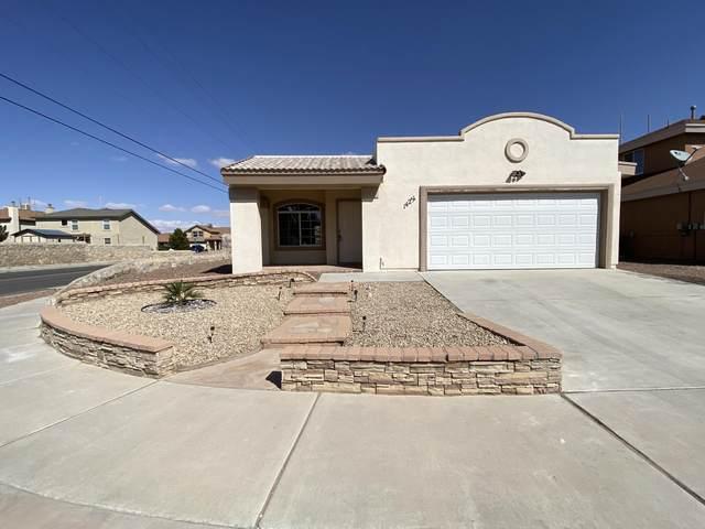 14251 Smokey Point Drive, El Paso, TX 79938 (MLS #841928) :: Preferred Closing Specialists