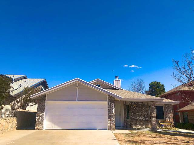 11160 Loma Escondida Drive, El Paso, TX 79934 (MLS #841929) :: Mario Ayala Real Estate Group