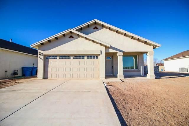 4500 Josefina Santillana Street, El Paso, TX 79938 (MLS #841936) :: Preferred Closing Specialists