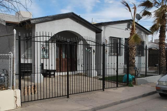 408 Francis Street, El Paso, TX 79905 (MLS #841955) :: Summus Realty