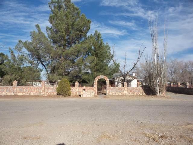 10861 Shanda Circle, El Paso, TX 79927 (MLS #841969) :: The Purple House Real Estate Group