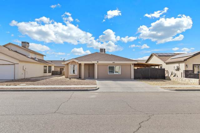 1002 Blue Moon Way Way, Socorro, TX 79927 (MLS #841972) :: The Purple House Real Estate Group