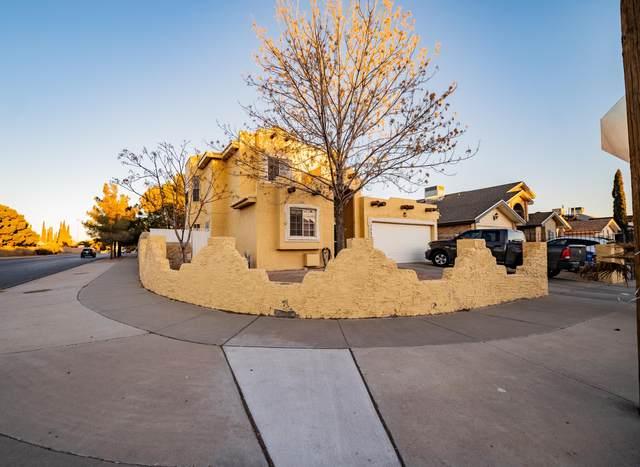 1770 Crested Quail Drive, El Paso, TX 79936 (MLS #841973) :: The Matt Rice Group