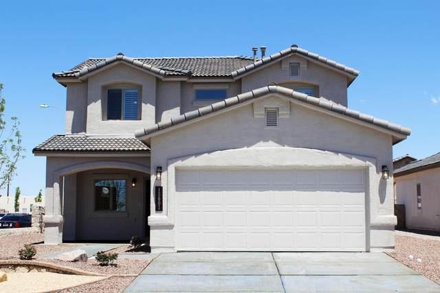 221 Ilchester Way, El Paso, TX 79928 (MLS #841977) :: Mario Ayala Real Estate Group