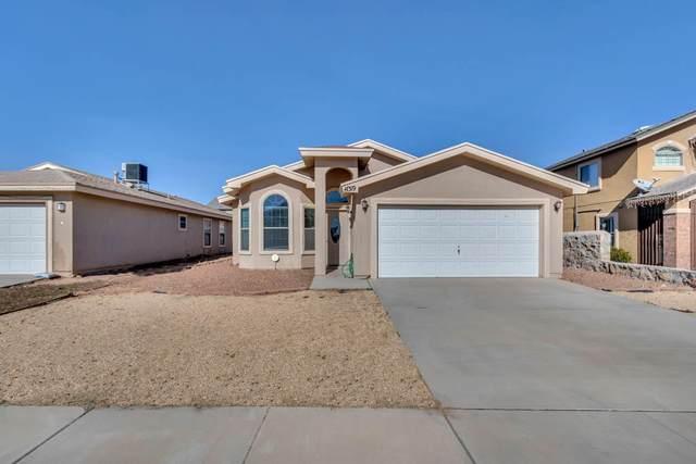 14319 Smokey Point Drive, El Paso, TX 79938 (MLS #841981) :: The Matt Rice Group
