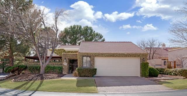 1102 Los Jardines Circle, El Paso, TX 79912 (MLS #841987) :: Mario Ayala Real Estate Group