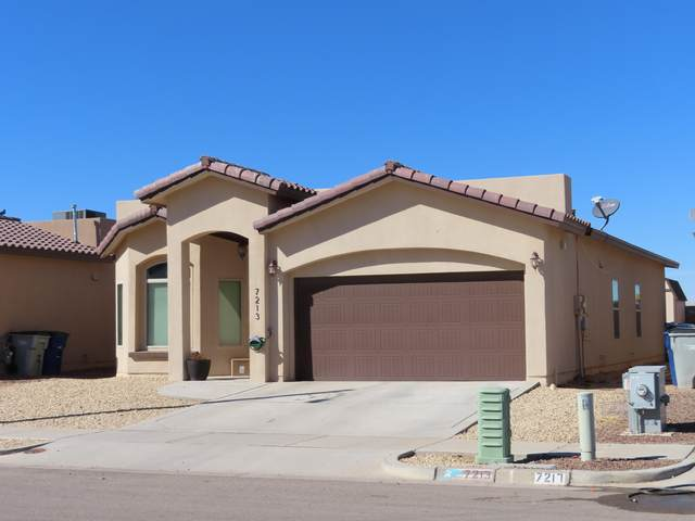 7213 Long Meadow Drive, El Paso, TX 79934 (MLS #841995) :: The Matt Rice Group
