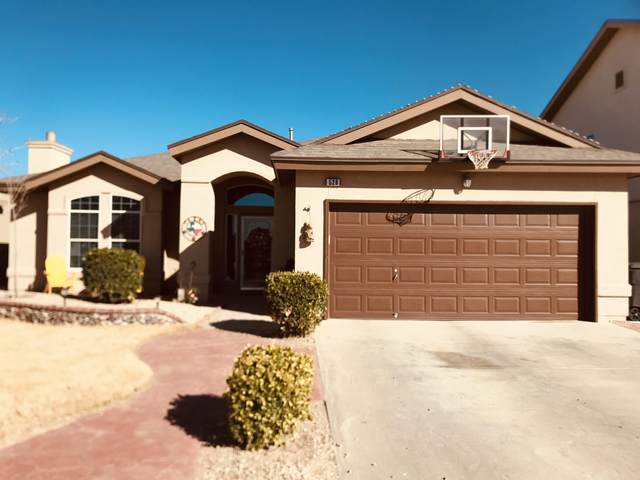 528 Cactus Crossing Drive, El Paso, TX 79928 (MLS #842001) :: The Matt Rice Group