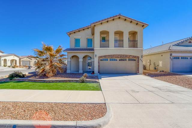 808 Kerconell Road, El Paso, TX 79928 (MLS #842004) :: Mario Ayala Real Estate Group