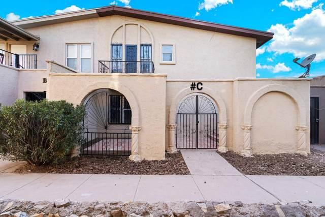 11100 La Quinta Place C, El Paso, TX 79936 (MLS #842006) :: Mario Ayala Real Estate Group