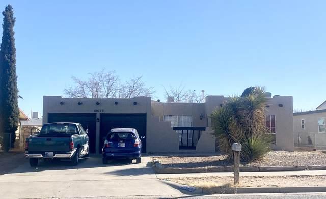 10653 Palomino Street, El Paso, TX 79924 (MLS #842020) :: Mario Ayala Real Estate Group