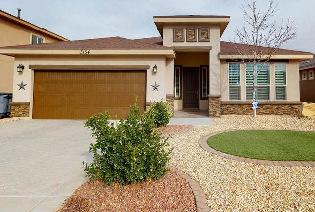 3154 Java Chip Place, El Paso, TX 79938 (MLS #842029) :: Mario Ayala Real Estate Group