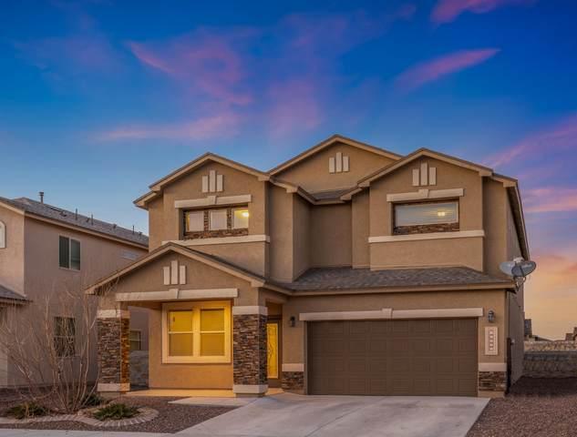 14373 George Campbell Court, El Paso, TX 79938 (MLS #842031) :: Mario Ayala Real Estate Group