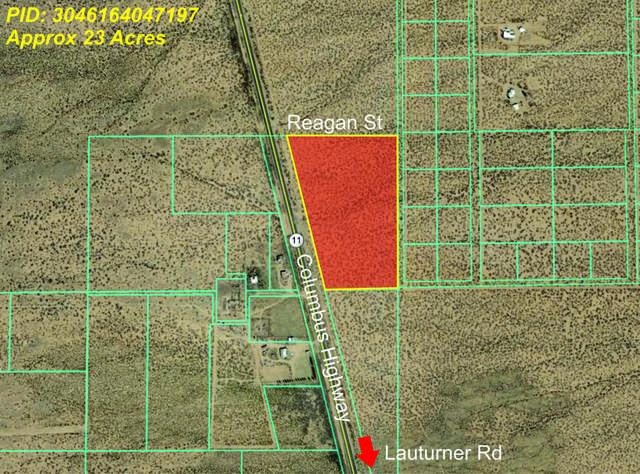 24761 Columbus Road, Columbus, NM 88029 (MLS #842032) :: Mario Ayala Real Estate Group