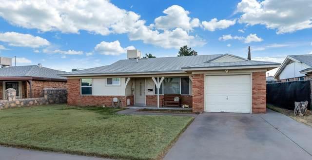 5436 Prince Edward Ave Avenue, El Paso, TX 79924 (MLS #842033) :: Mario Ayala Real Estate Group