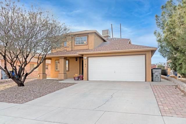 1195 John Phelan Drive, El Paso, TX 79936 (MLS #842034) :: Mario Ayala Real Estate Group