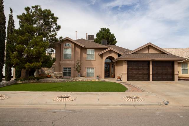 12405 Sun Terrace Avenue, El Paso, TX 79938 (MLS #842037) :: Mario Ayala Real Estate Group