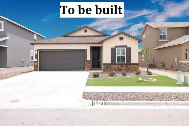 4016 Desert Nomad, El Paso, TX 79938 (MLS #842046) :: Mario Ayala Real Estate Group