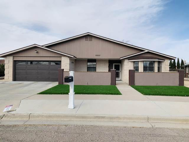 10937 Delafield Drive, El Paso, TX 79936 (MLS #842048) :: Mario Ayala Real Estate Group