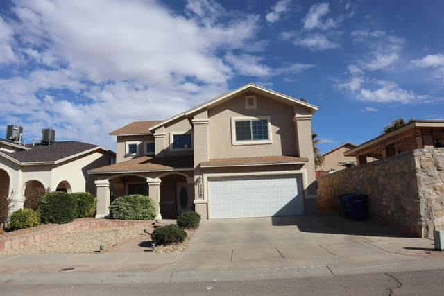 3628 Tierra Bahia Drive, El Paso, TX 79938 (MLS #842051) :: Mario Ayala Real Estate Group
