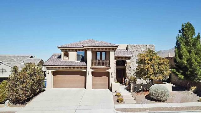 6223 Franklin Hawk Avenue, El Paso, TX 79912 (MLS #842055) :: Mario Ayala Real Estate Group