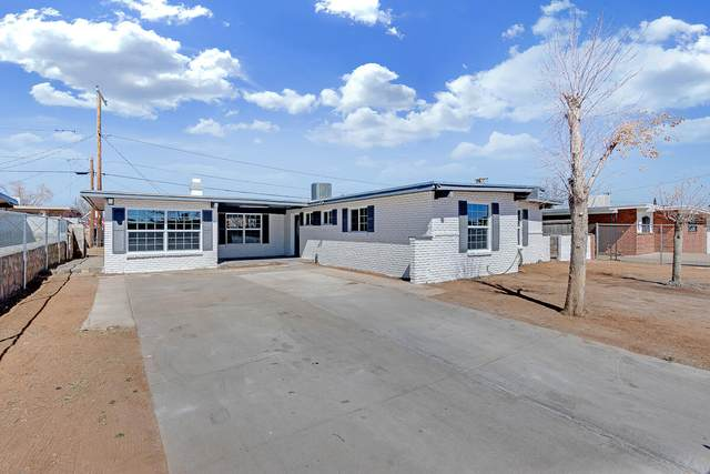 5215 Cornell Avenue, El Paso, TX 79924 (MLS #842056) :: Mario Ayala Real Estate Group