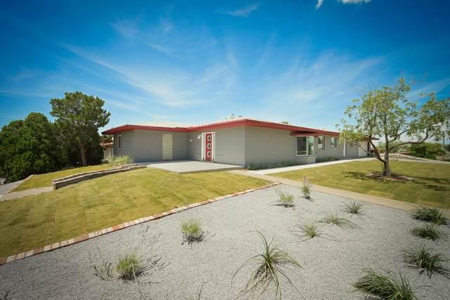 715 University Avenue, El Paso, TX 79902 (MLS #842062) :: The Purple House Real Estate Group