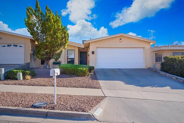 6160 Los Robles Drive, El Paso, TX 79912 (MLS #842076) :: Jackie Stevens Real Estate Group brokered by eXp Realty