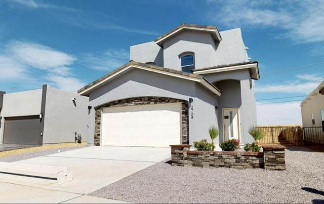 14904 Jack White Avenue, El Paso, TX 79938 (MLS #842103) :: Mario Ayala Real Estate Group