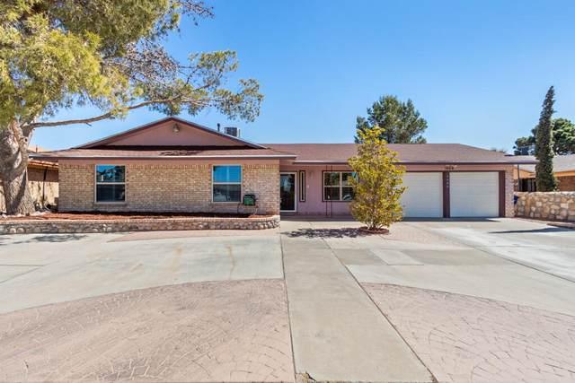 1608 Dick Ritter Street, El Paso, TX 79936 (MLS #842109) :: Preferred Closing Specialists