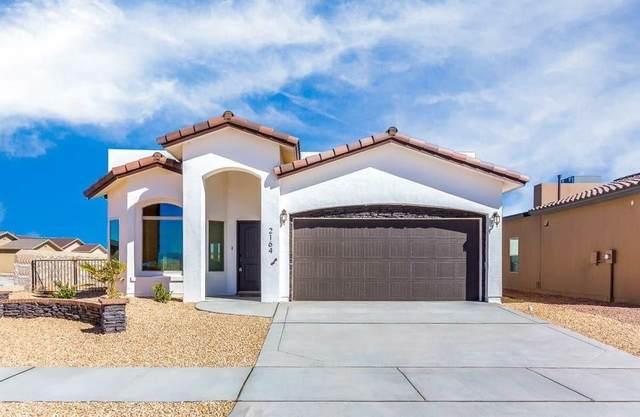 14924 Jack White Avenue, El Paso, TX 79938 (MLS #842110) :: Mario Ayala Real Estate Group