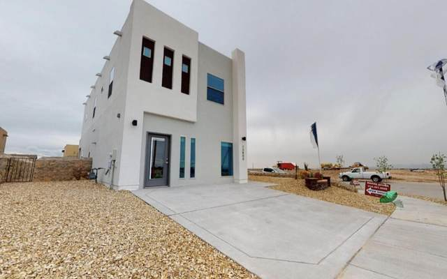 14916 Jack White Avenue, El Paso, TX 79938 (MLS #842114) :: Mario Ayala Real Estate Group