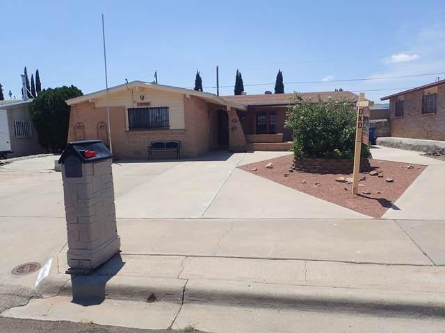 10121 Kirwood Street, El Paso, TX 79924 (MLS #842135) :: The Purple House Real Estate Group