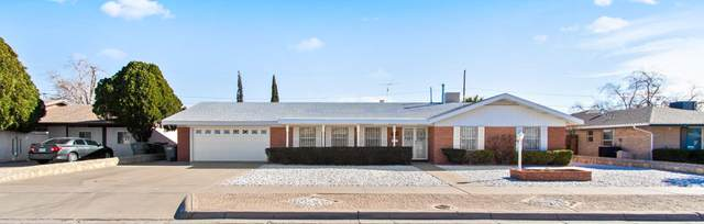 8604 Hopewell Drive, El Paso, TX 79925 (MLS #842138) :: The Purple House Real Estate Group