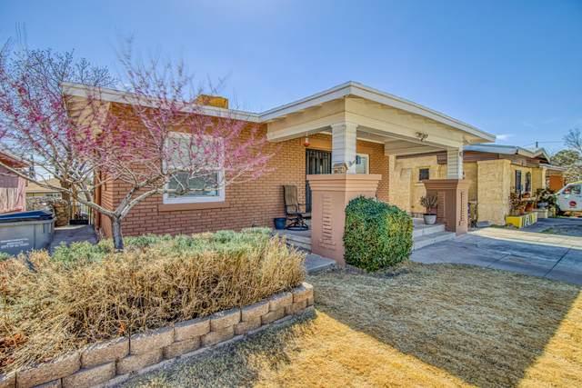 2510 Pershing Drive, El Paso, TX 79903 (MLS #842140) :: Mario Ayala Real Estate Group