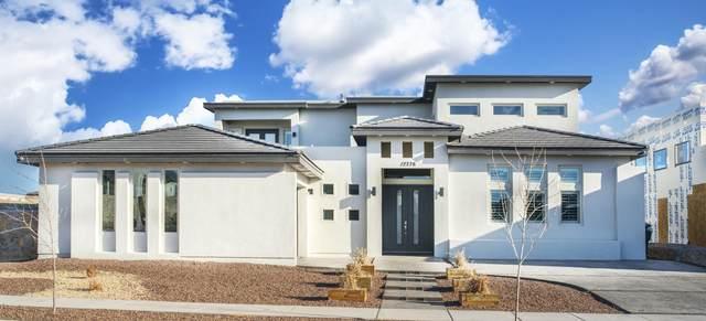 12276 Clifton Hill Road, Horizon City, TX 79928 (MLS #842159) :: Mario Ayala Real Estate Group