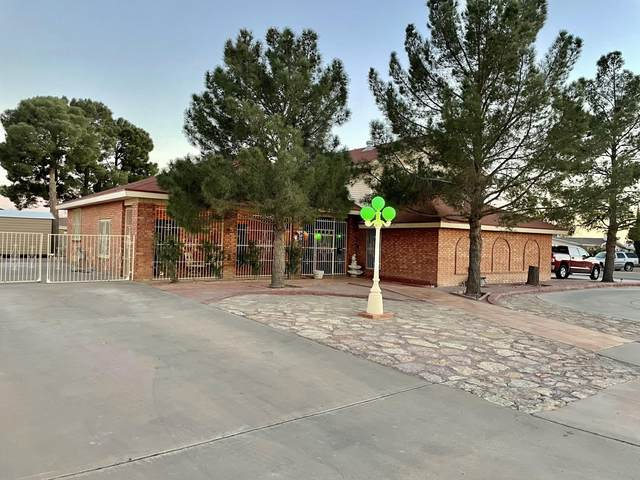 9166 Coventry Circle, El Paso, TX 79907 (MLS #842160) :: The Purple House Real Estate Group